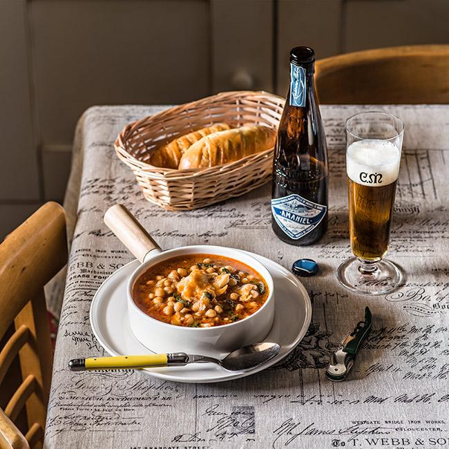 cerveza casimiro mahou amaniel
