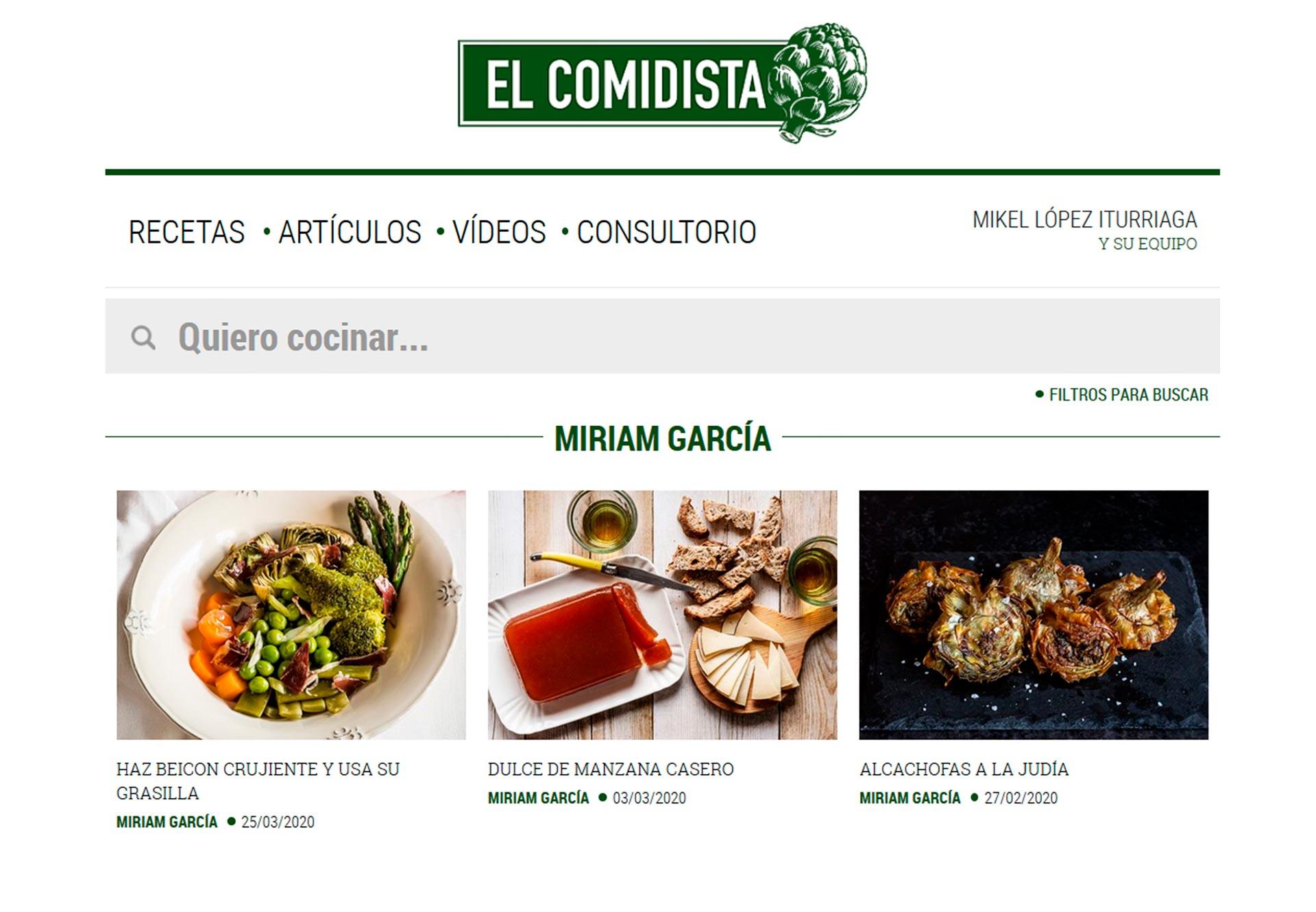 Blogueros Cocineros T8 2017