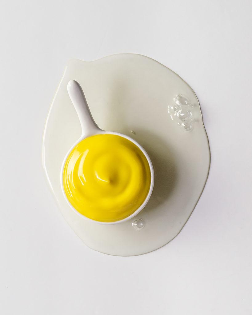 estilismo cocina crema cenital