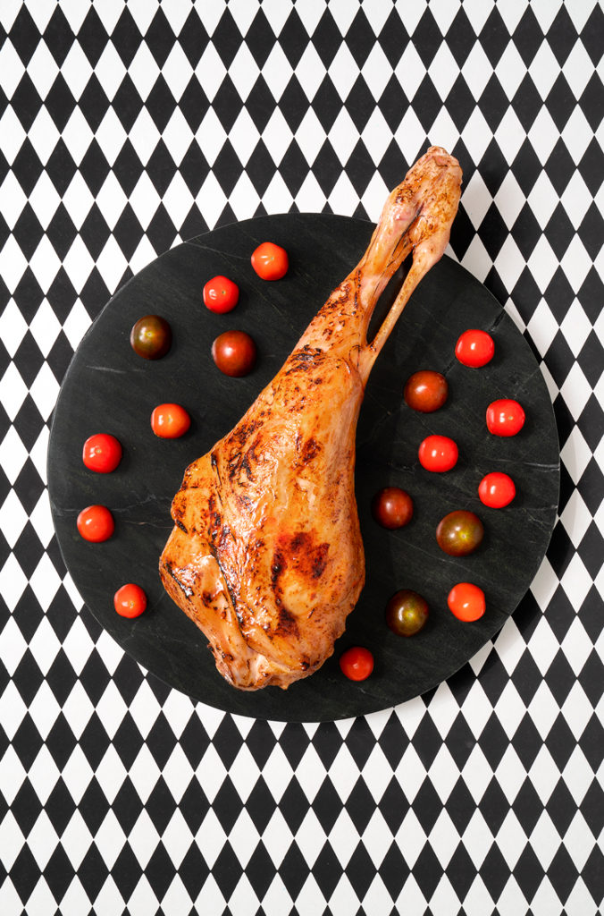 estilismo cocina home economist carnes