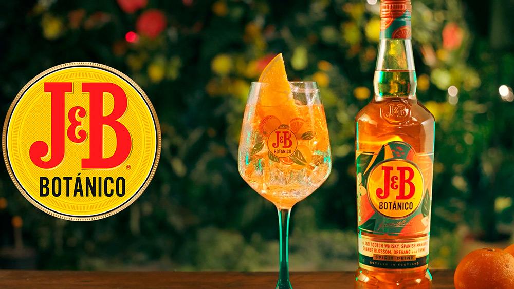 estilismo whisky jb botanico